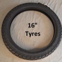 "16"" Tyres"