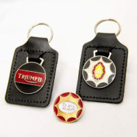 Badges and Key Rings