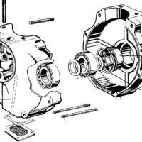 Crankcase - Alternator