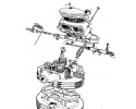 Cylinder & flywheel