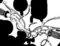 Handlebars, controls & cables