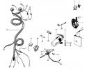 Cables, carb & electrics