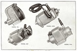 KNR1 Magneto, fitted to HS, HS MK1 1955-58