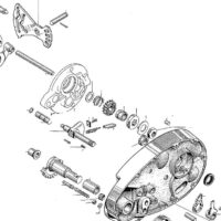 Gearbox, outer