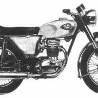 Spares/Parts For BSA B44