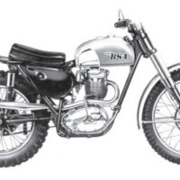 Spares/Parts For BSA B44 Victor Grand Prix