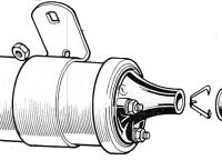 Coils, horns, rectifier & zener diode