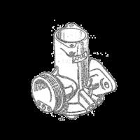Concentric carburettor