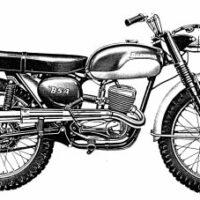 Spares/Parts for BSA Bantam D14 & B175