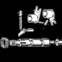 CP & BA gearbox