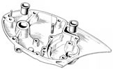 Gearbox outer
