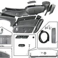Leader Body Parts