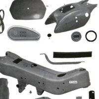 Arrow Body Parts