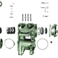 Crankcase and Fittings