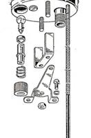 Speedometer & tachometer