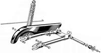 Swinging Arm (not TR5T)