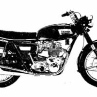 1968-75 750 Triples