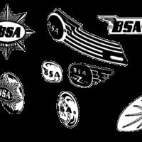 Tank badges