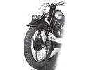 Tyres, forks & wheels
